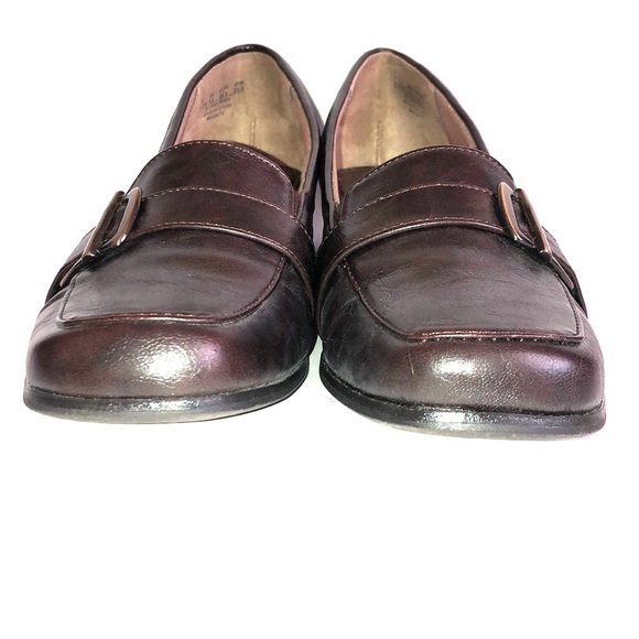 Life Stride Shoes - Women's Dark Brown Casual Dress Shoes